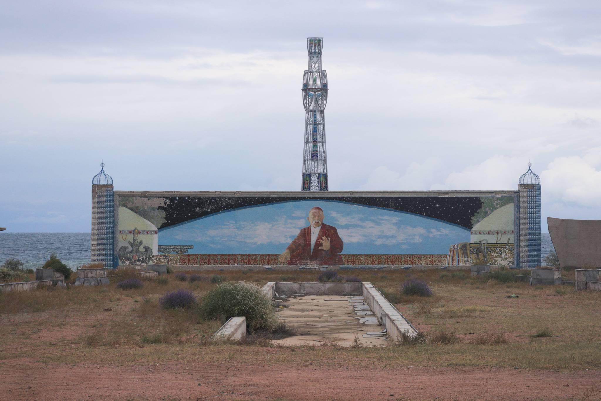 Grube WTF, czyli dziwne budowle w okolicy Każy-Saj
