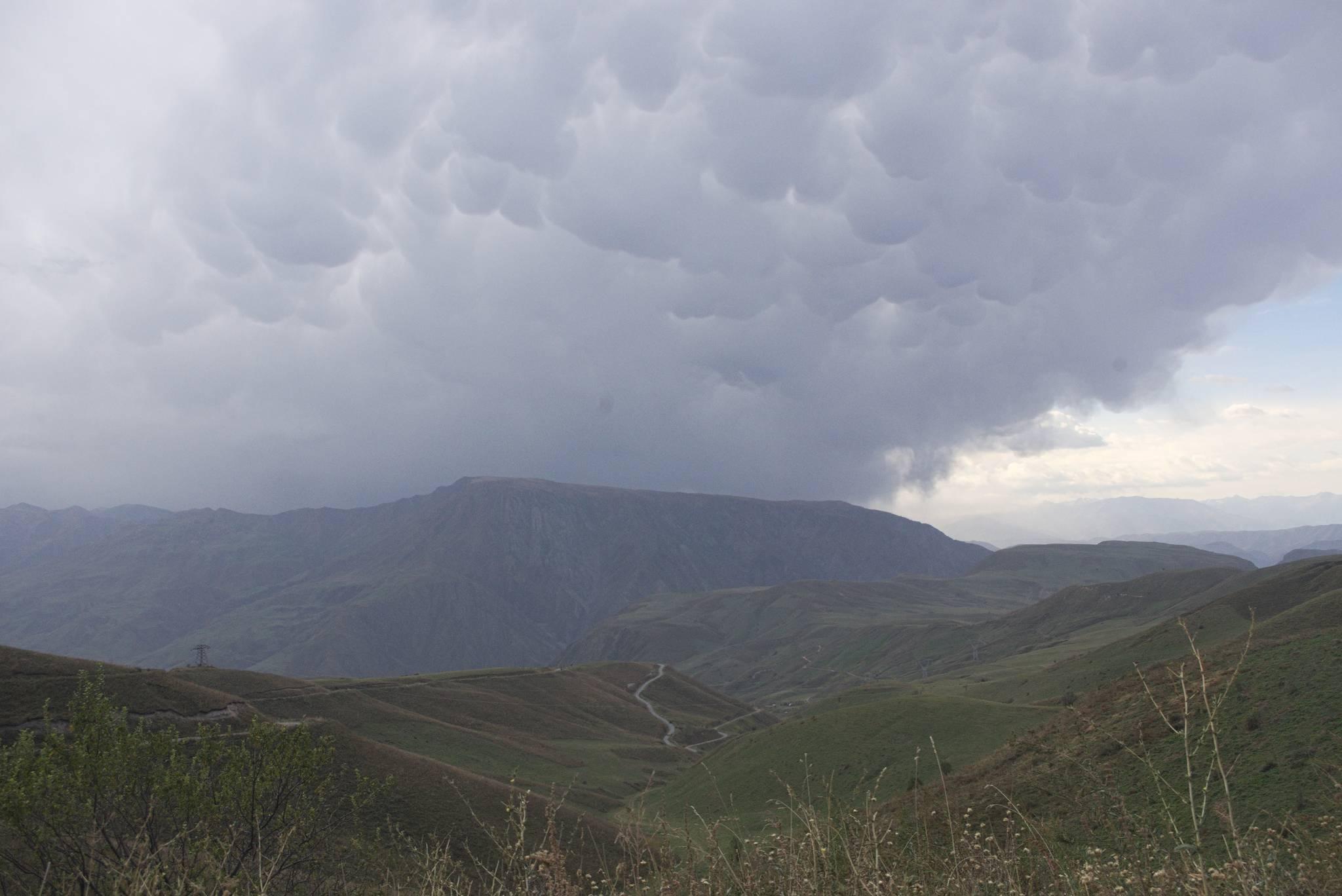 Chmura po burzy