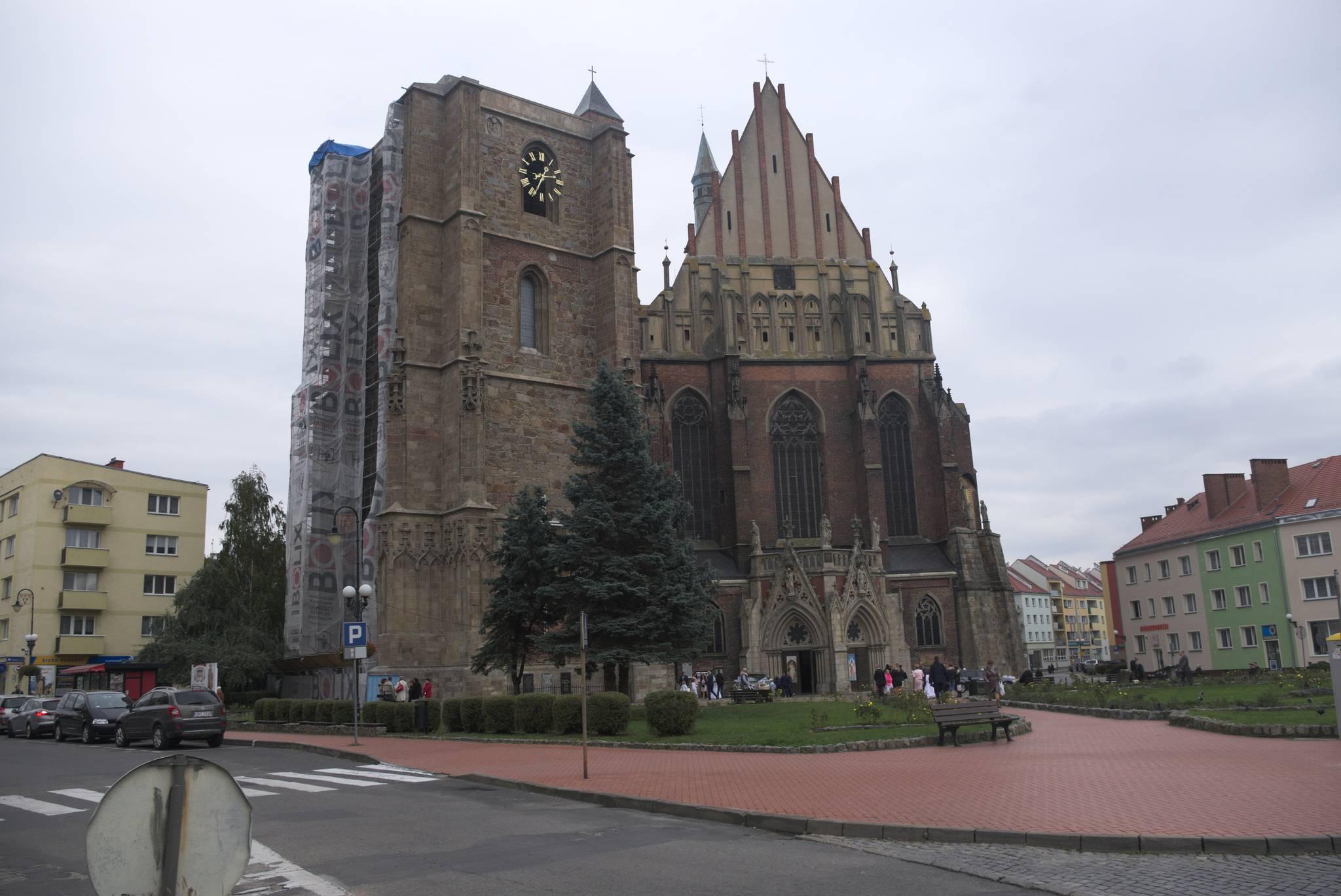 Kościół w Nysie