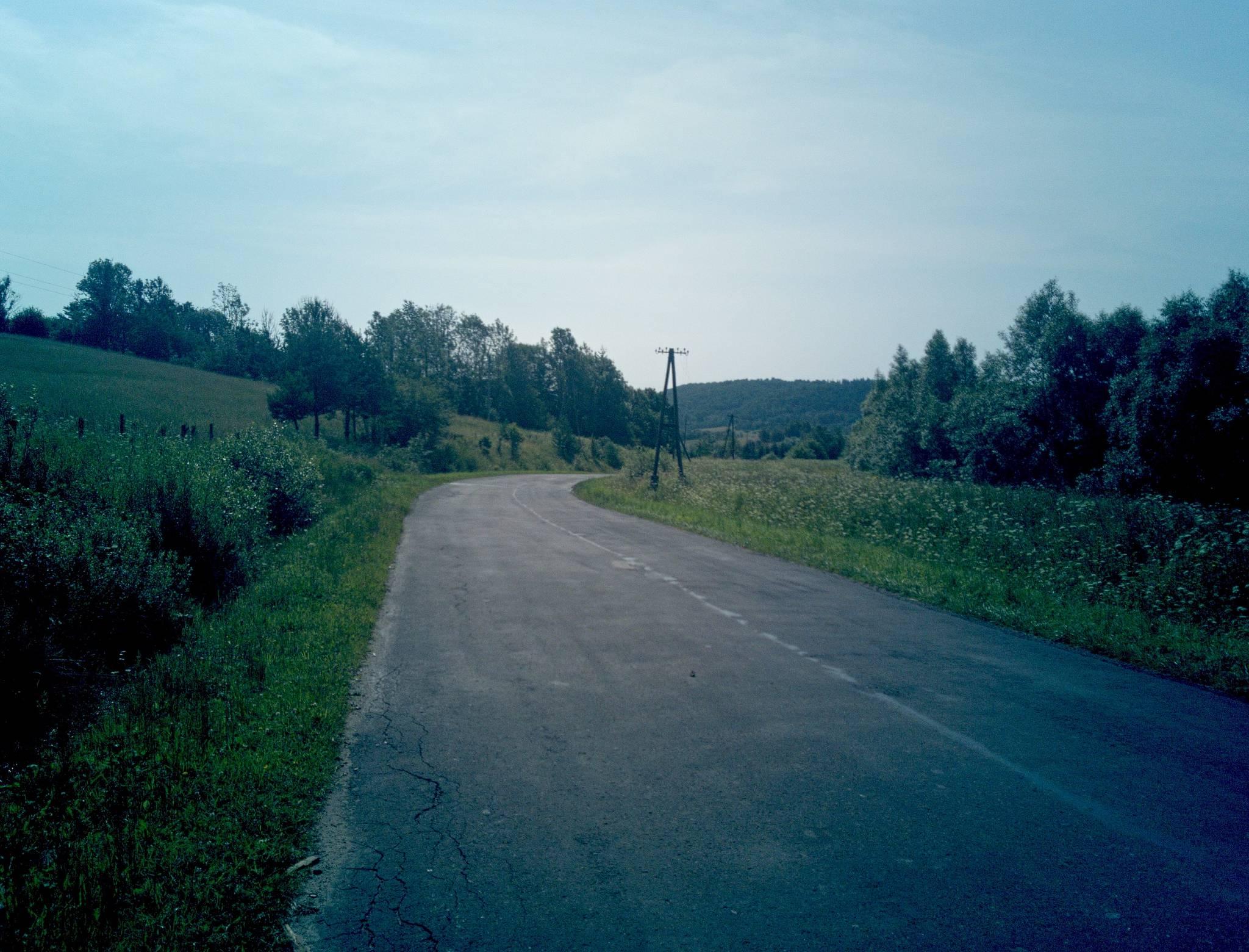 Droga do Komańczy
