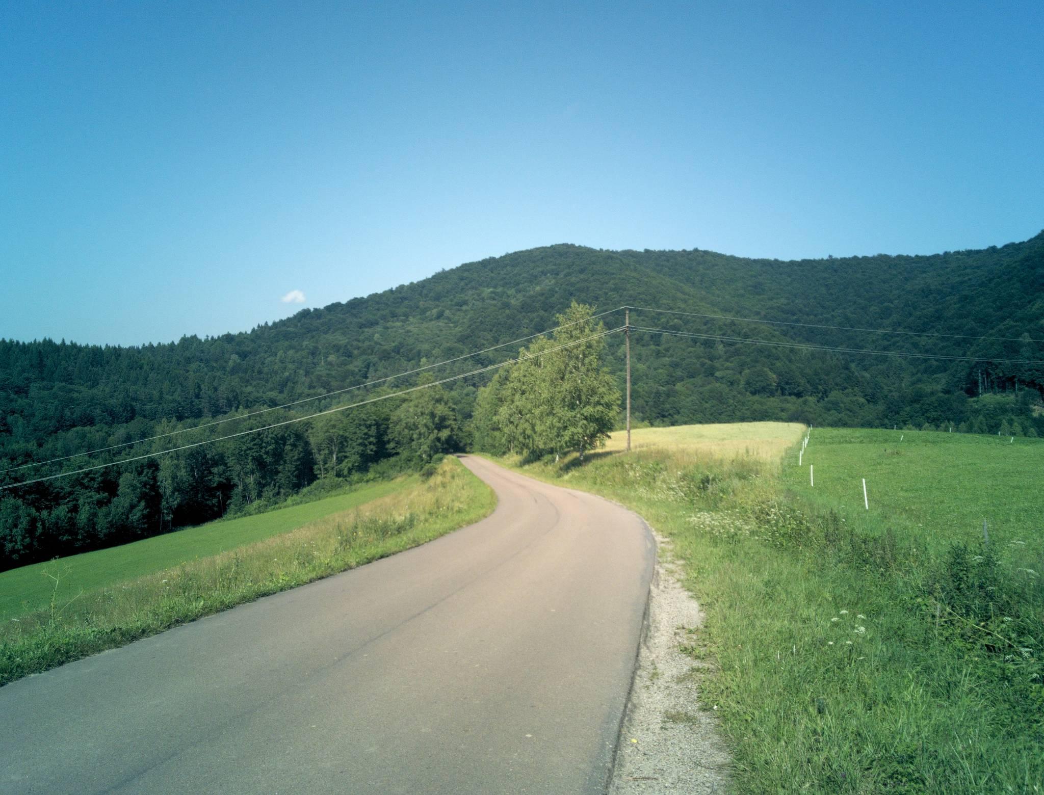 Malownicza trasa przez Terkę