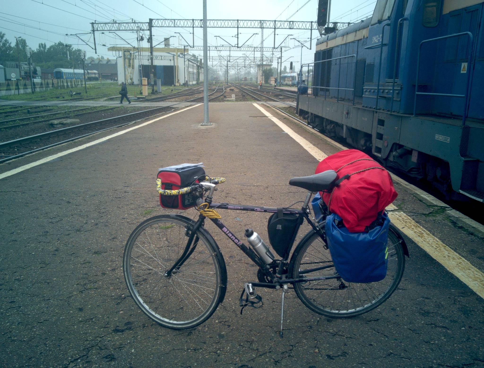 Lublin - no to w drogę!