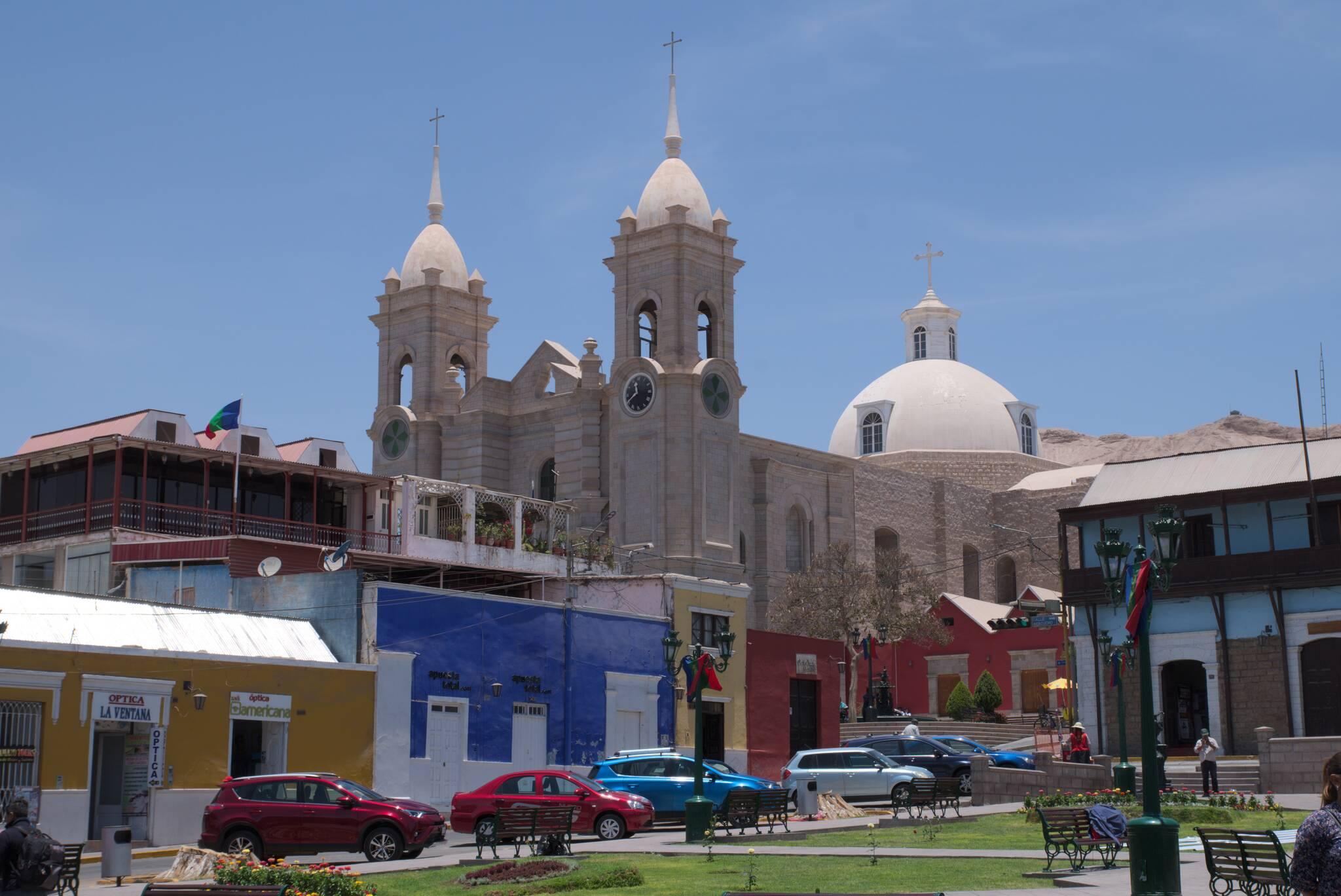 Kolonialna architektura
