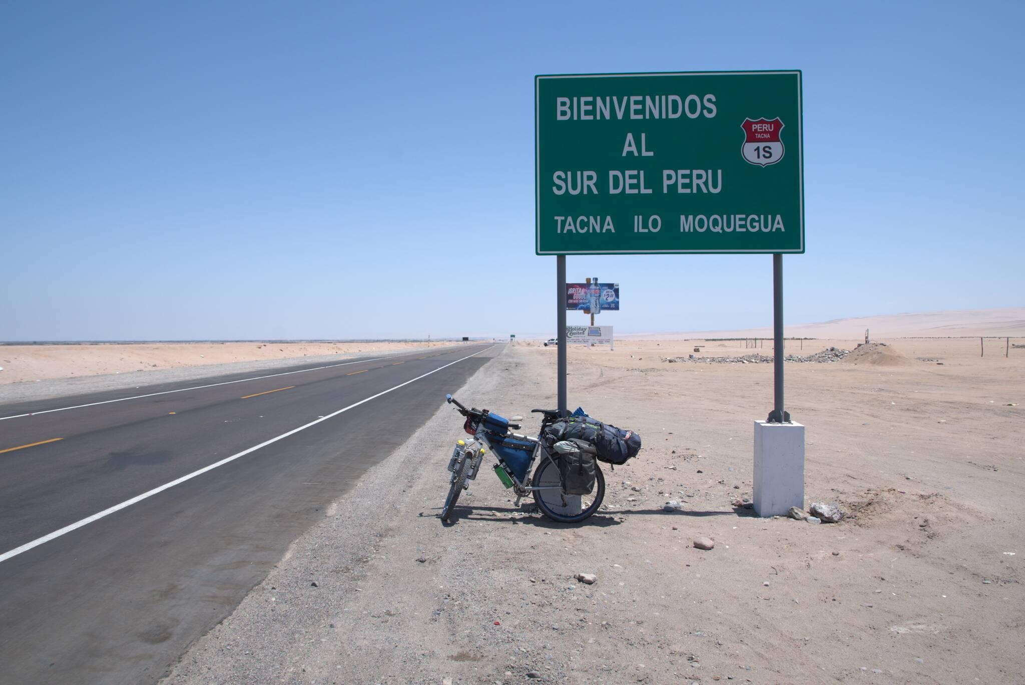 Jedyne przejście graniczne między Chile i Peru przekroczone