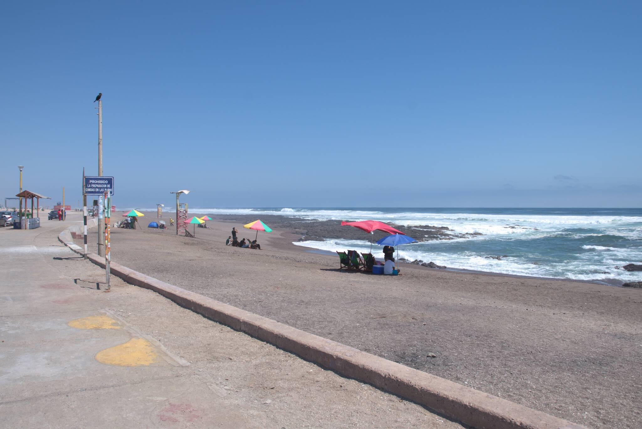 Plaża w Boca del Rio