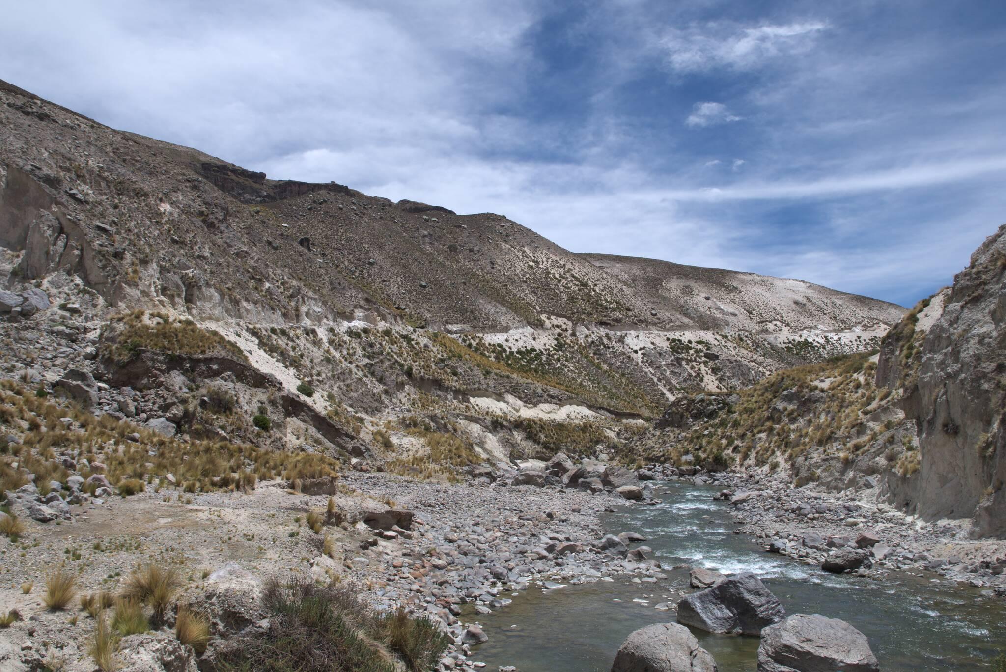 Górny bieg Cotahuasi