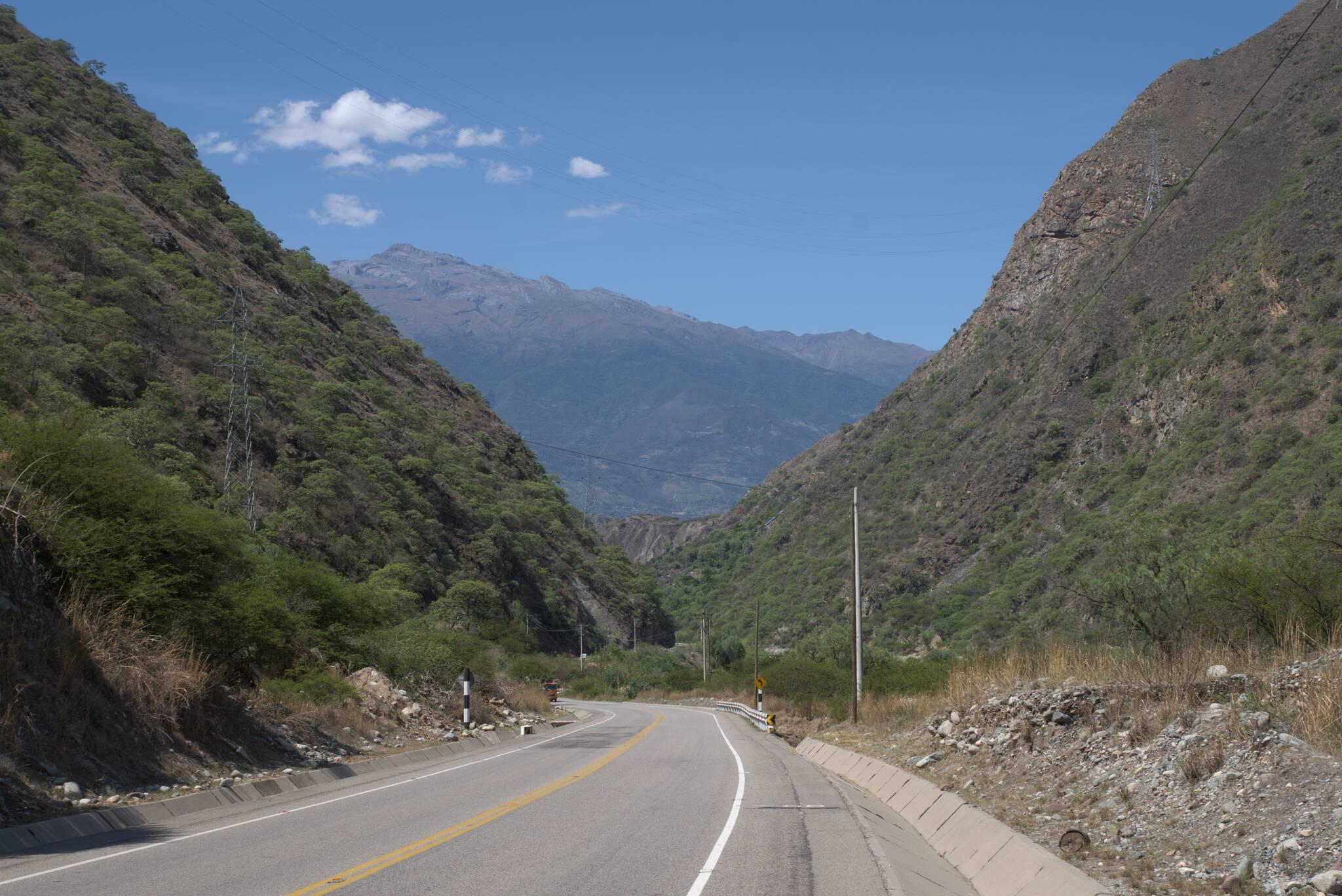Góra Ampay nad Abancay