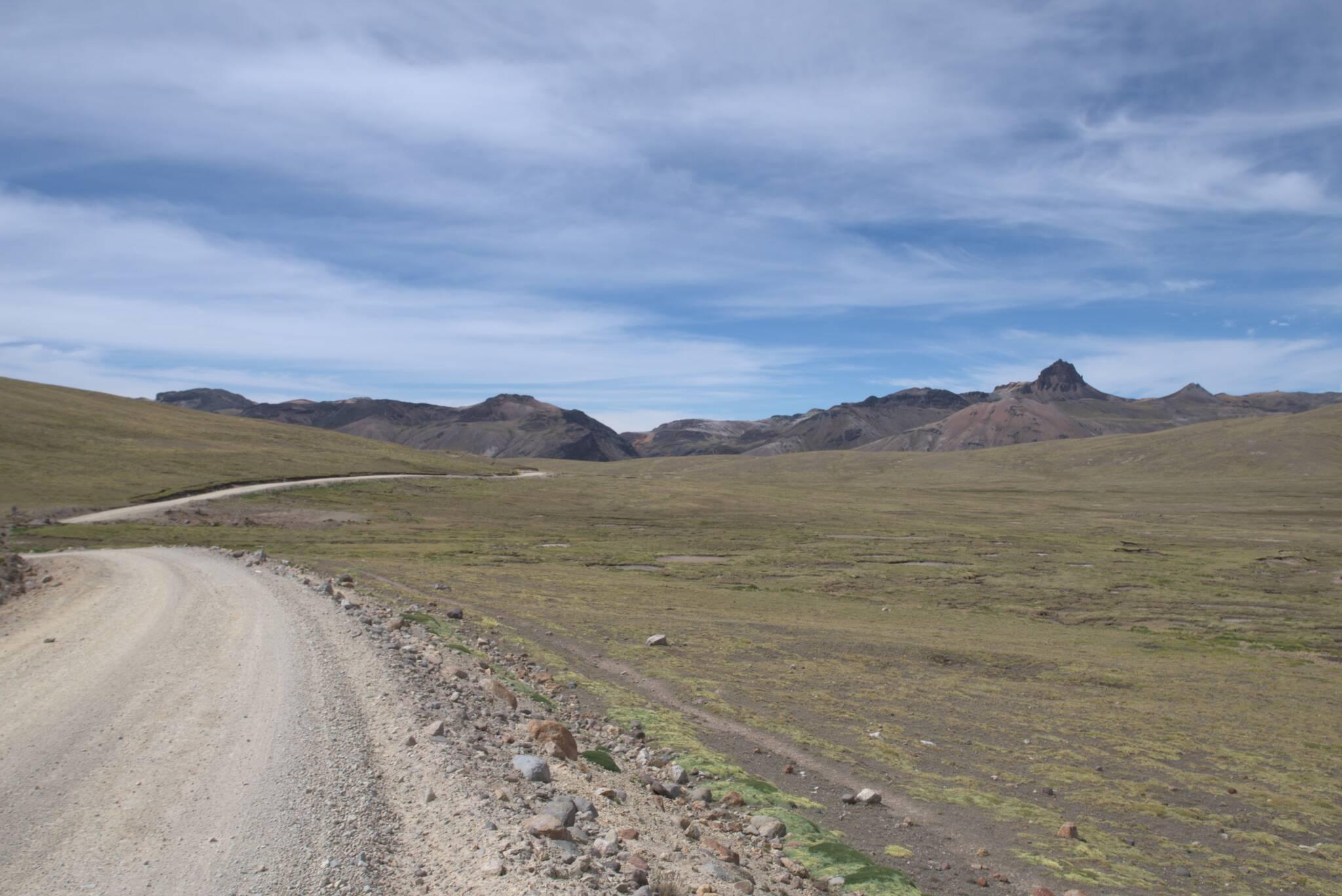 Droga w stronę Antabamby