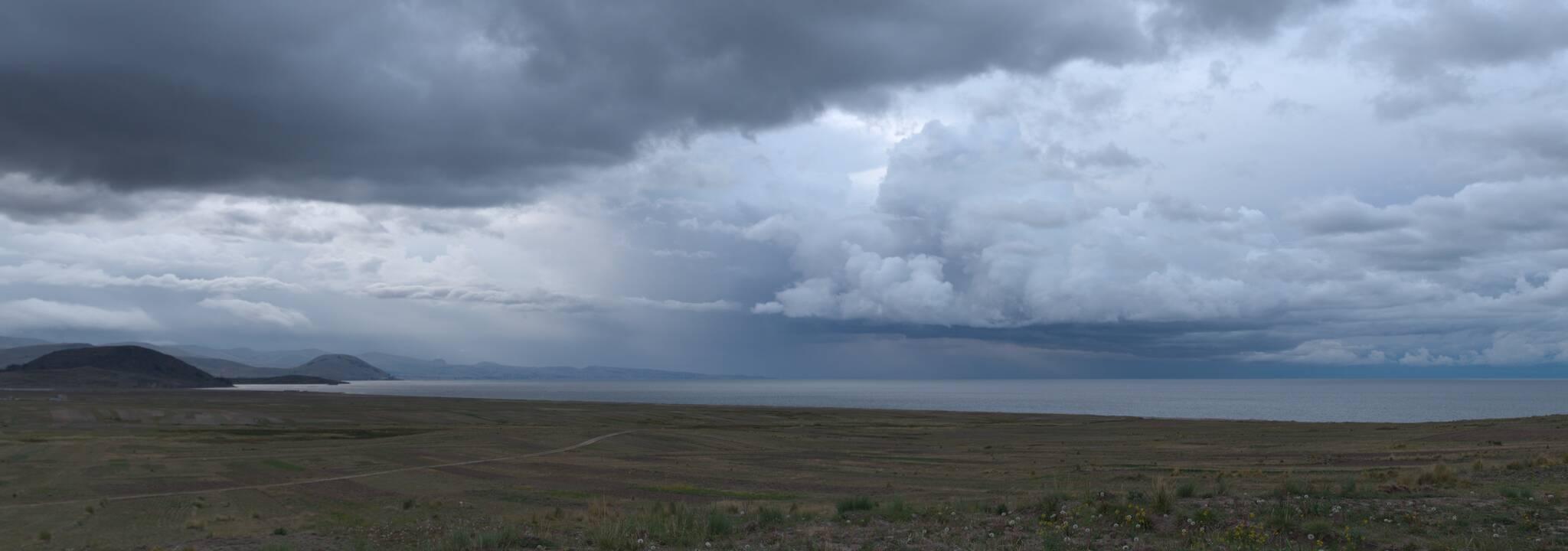 Przedostatnia burza po peruwiańskiej stronie