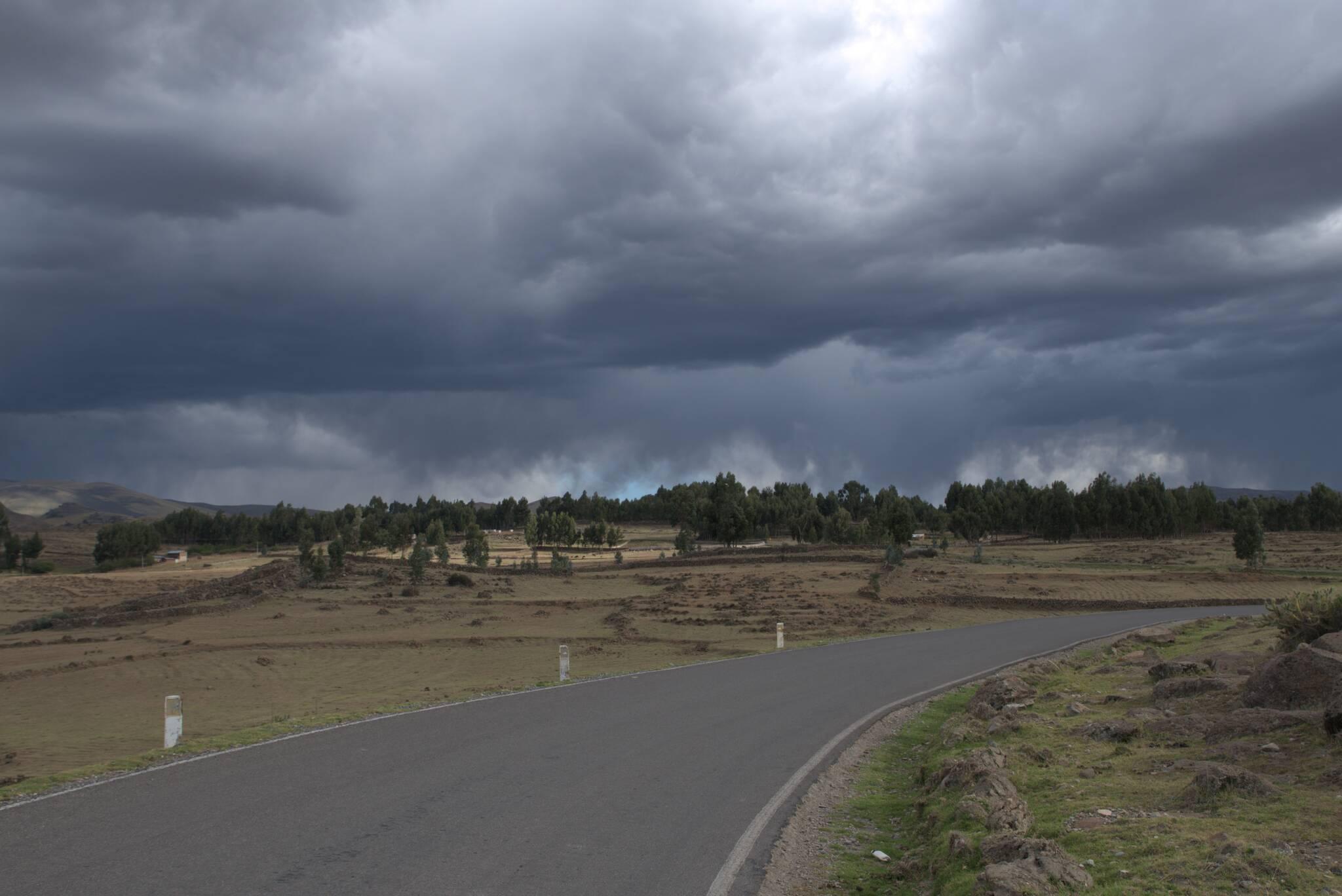 Kolejna burza się zbliża