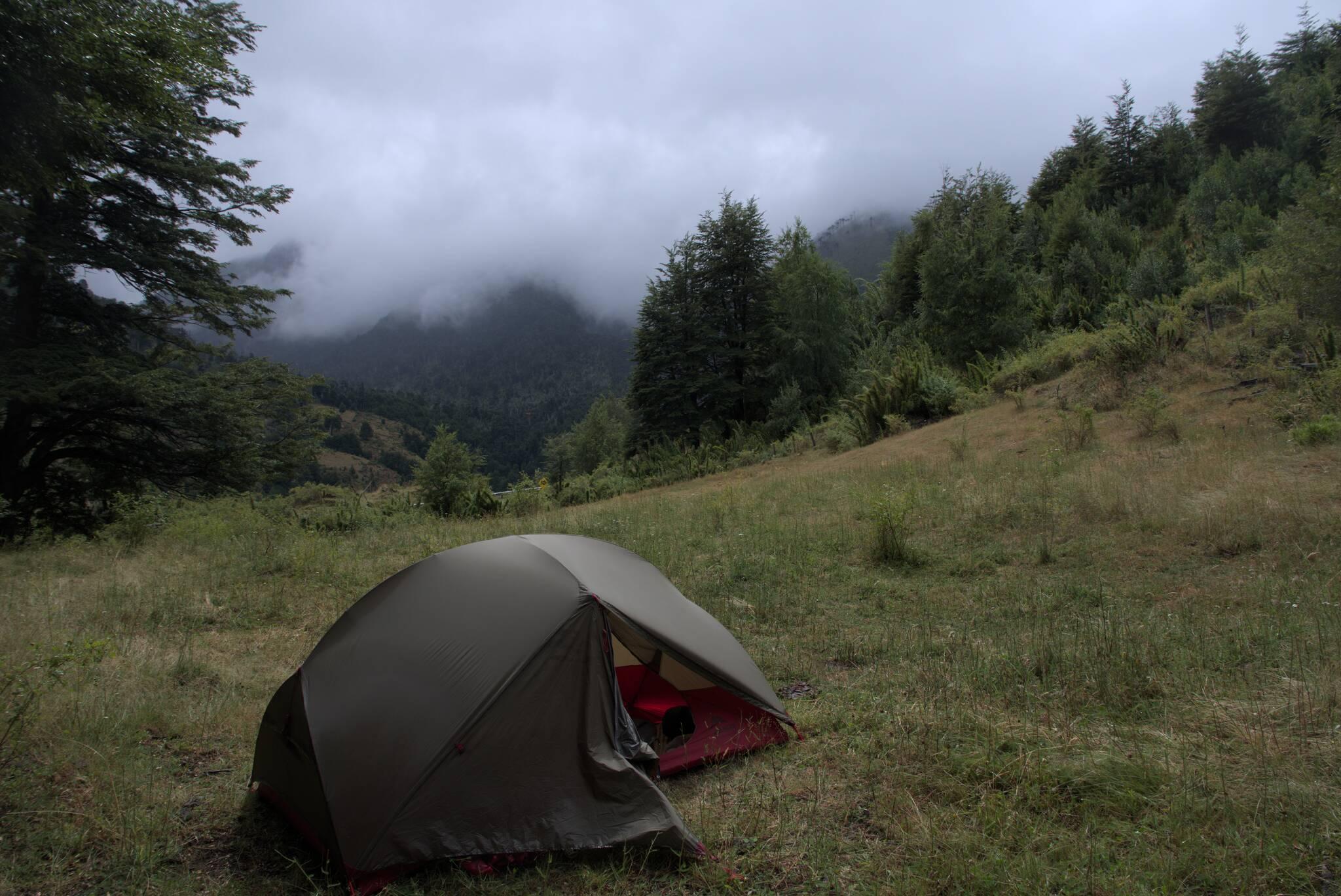 Z rana lało, więc wstałem dobrze po południu