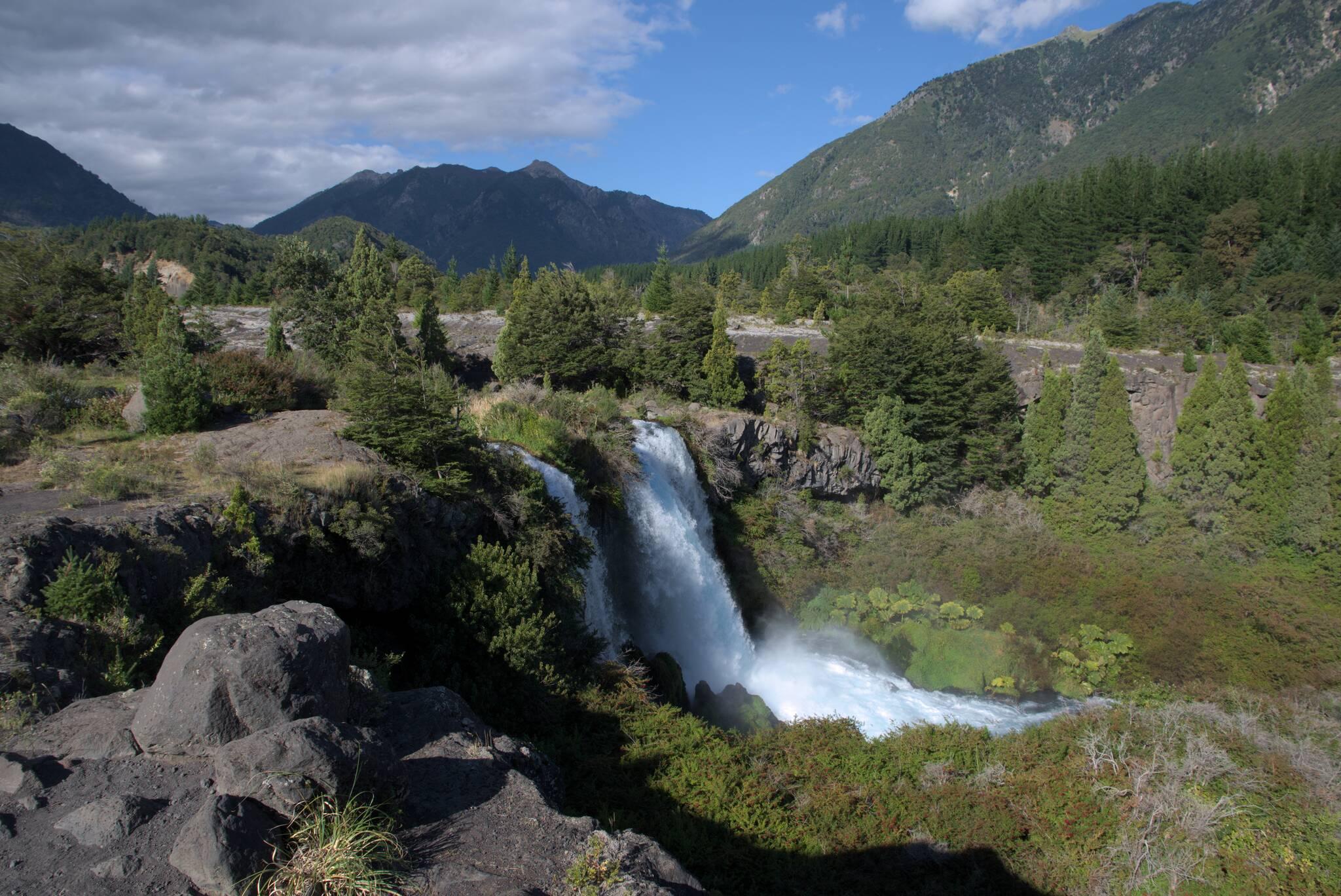 Wodospad Truful Truful