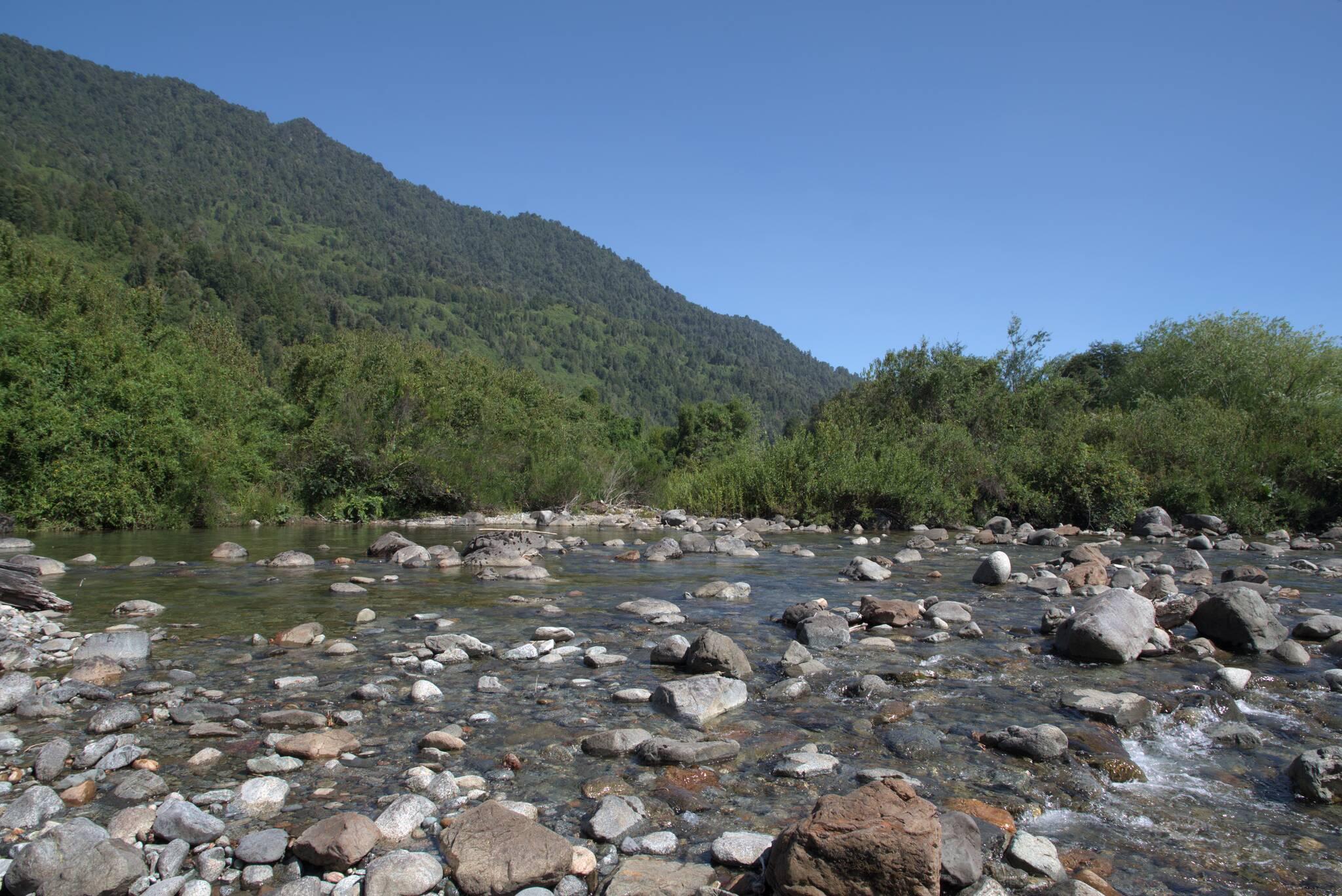 Przez rzekę