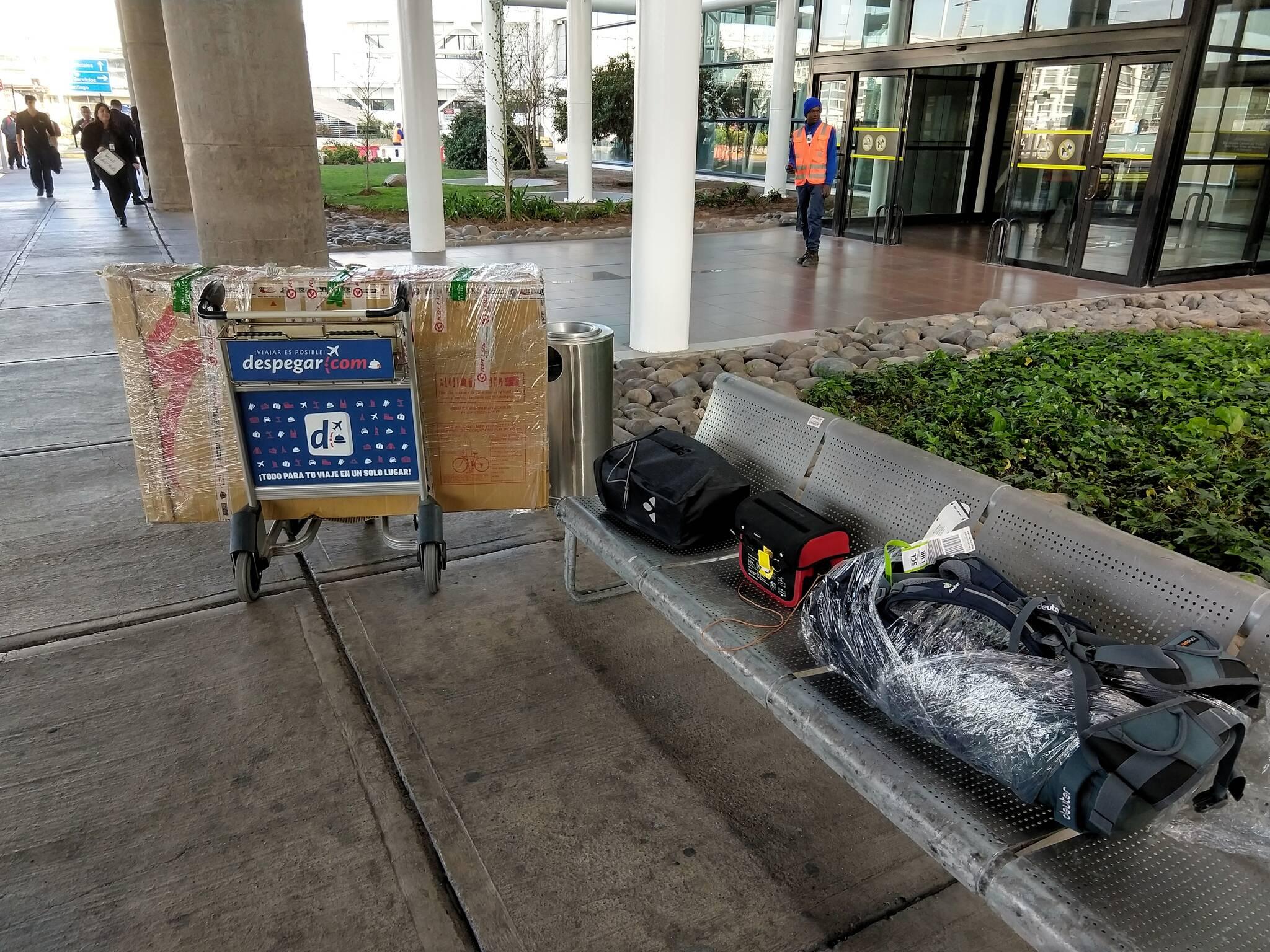 Bagaże dotarły na miejsce, czas na składanie puzzli
