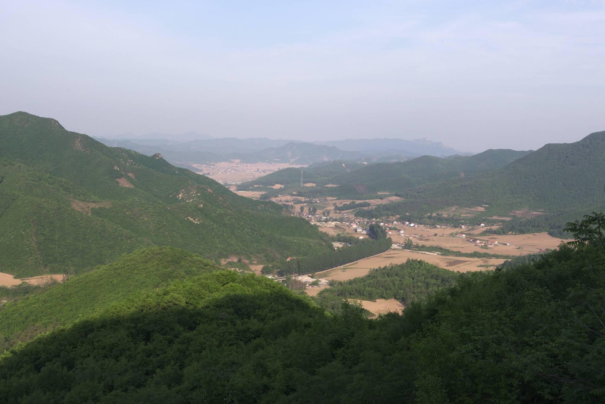 Pożegnanie z górami wschodniej Mandżurii